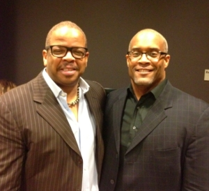 Multiple Grammy winner, Terence Blanchard